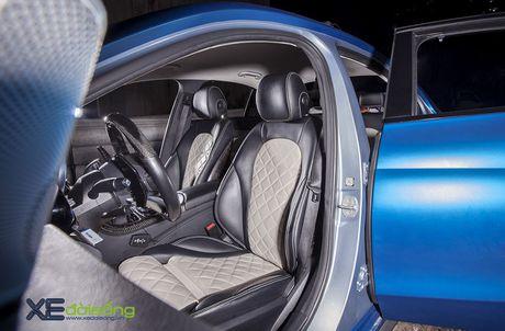 Ong bo tre me xe do Mercedes C200 cuc chat o Sai Gon - Anh 15