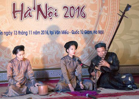Lien hoan tai nang tre ca tru Ha Noi - 2016 - Anh 4
