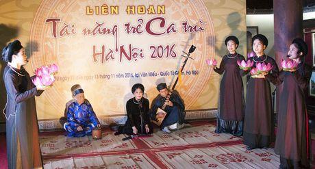 Lien hoan tai nang tre ca tru Ha Noi - 2016 - Anh 6