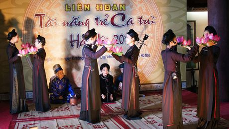 Lien hoan tai nang tre ca tru Ha Noi - 2016 - Anh 7