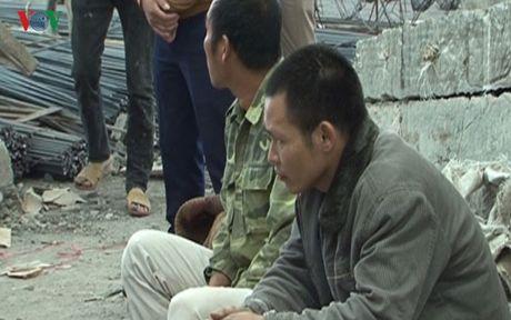 Khung canh tan hoang sau vu no lo hoi o Thai Nguyen - Anh 5