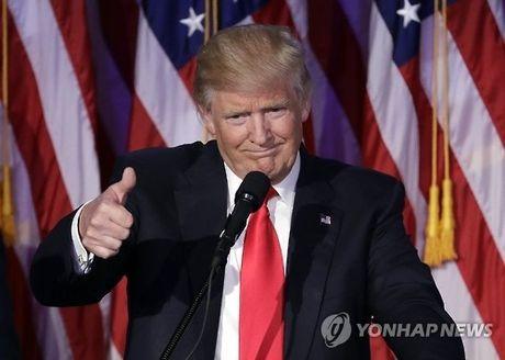Donald Trump se cung ran hon voi Trieu Tien va Trung Quoc - Anh 1