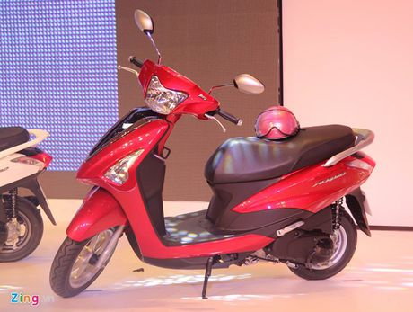 Yamaha thu hoi 31.650 xe Acruzo-2TD1 vi rung giat - Anh 1