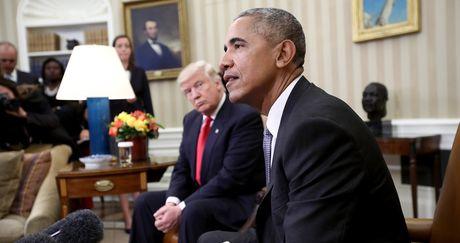 Barack Obama va Donald Trump khong giai quyet duoc mot so bat dong - Anh 1