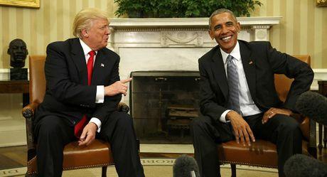 Barack Obama va Donald Trump khong giai quyet duoc mot so bat dong - Anh 2