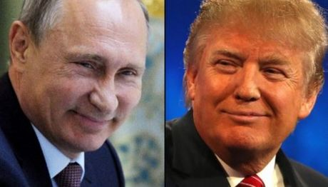 Phat ngon vien cua Tong thong Nga: Ong Putin va ong Trump co net tuong dong ve chinh sach - Anh 1