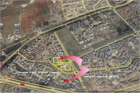 Chien su Aleppo: 'Ho Syria' dot pha tuyen phong thu phien quan - Anh 2