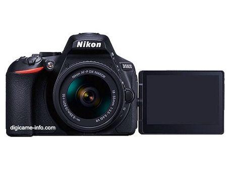 Lo gia ban may anh DSLR Nikon D5600 - Anh 1
