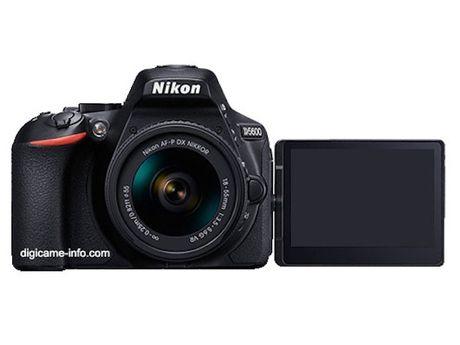 Lo gia ban may anh DSLR Nikon D5600 - Anh 2