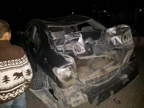 Taliban tan cong bom xe vao lanh su Duc tai Afghanistan - Anh 1