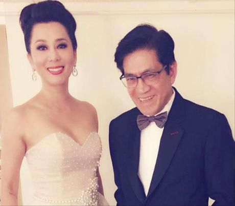 MC Ky Duyen muon lam 'vo be' Nguyen Ngoc Ngan - Anh 1
