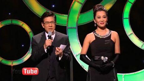 MC Ky Duyen muon lam 'vo be' Nguyen Ngoc Ngan - Anh 2