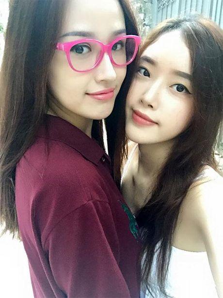 Khong chiu thua chi, em gai Mai Phuong Thuy nay cung lot xac ngoan muc roi - Anh 13