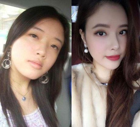 Khong chiu thua chi, em gai Mai Phuong Thuy nay cung lot xac ngoan muc roi - Anh 5