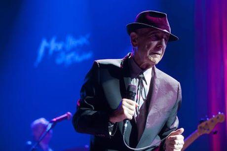 Danh ca huyen thoai Leonard Cohen qua doi - Anh 1