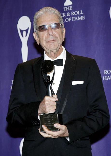 Danh ca huyen thoai Leonard Cohen qua doi - Anh 3