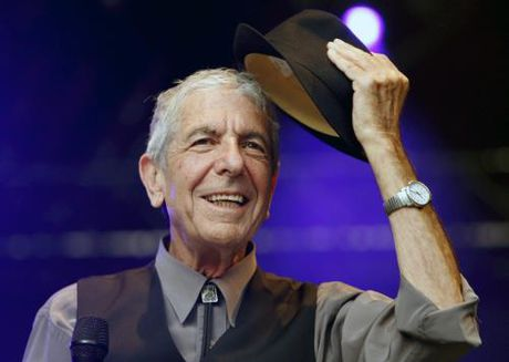 Danh ca huyen thoai Leonard Cohen qua doi - Anh 5