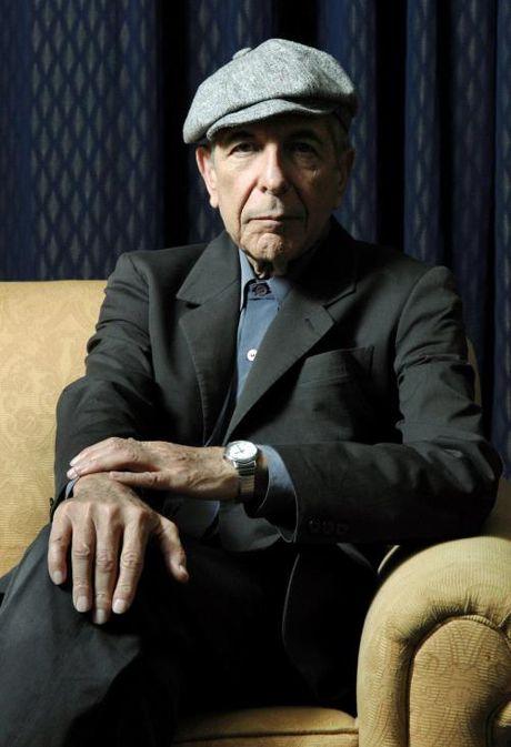 Danh ca huyen thoai Leonard Cohen qua doi - Anh 6