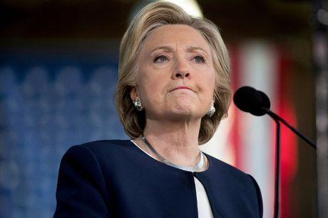 Hillary Clinton gianh nhieu phieu pho thong hon Donald Trump - Anh 1