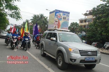 Phat dong Ngay the gioi phong chong benh dai thao duong - Anh 1
