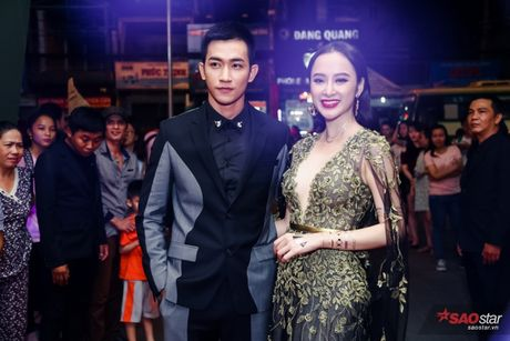 Co 'phim gia tinh that' hay khong thi Angela Phuong Trinh va Vo Canh cung qua dep doi ben nhau! - Anh 1