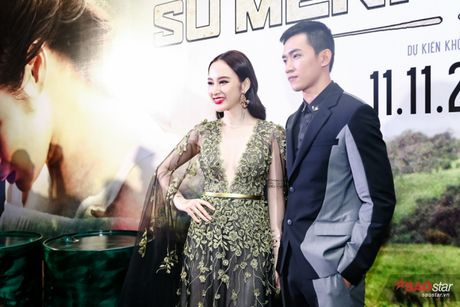 Co 'phim gia tinh that' hay khong thi Angela Phuong Trinh va Vo Canh cung qua dep doi ben nhau! - Anh 2