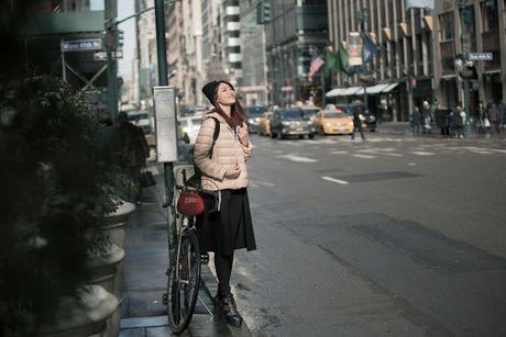 Street style voi xe dap xua roi nhung Huong thich thi Huong chup thoi! - Anh 18