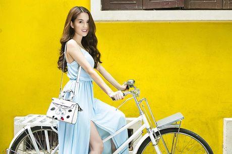 Street style voi xe dap xua roi nhung Huong thich thi Huong chup thoi! - Anh 7