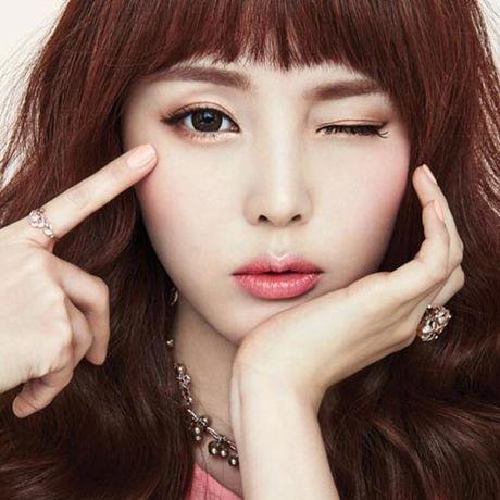 Nhung bang phan mat danh cho 'linh moi' makeup - Anh 1