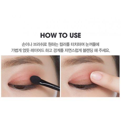 Nhung bang phan mat danh cho 'linh moi' makeup - Anh 3