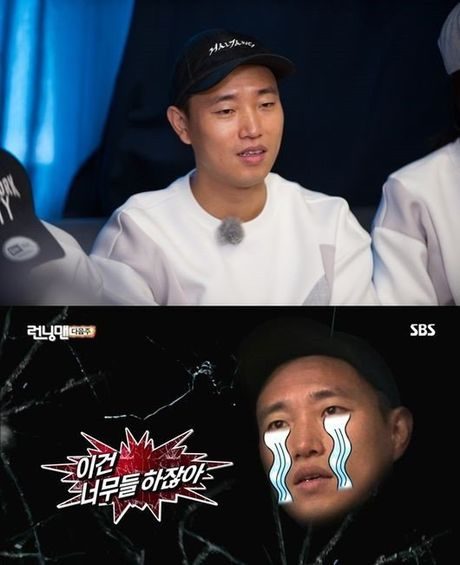 Fan dung voi buon vi… Kang Gary se tro lai Running man mot lan nua - Anh 1