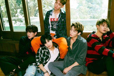 SHINee quyet tai ban album retro theo phong cach EDM - Anh 1