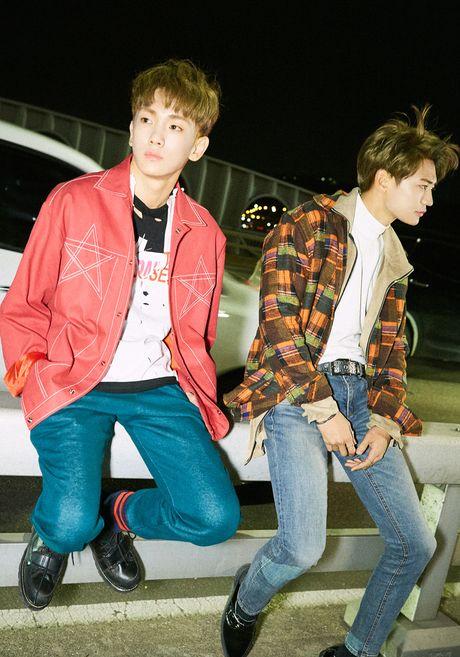 SHINee quyet tai ban album retro theo phong cach EDM - Anh 2
