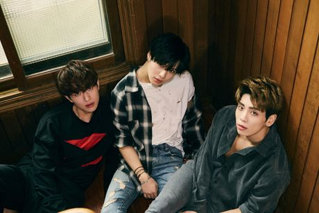 SHINee quyet tai ban album retro theo phong cach EDM - Anh 3