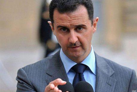 Tong thong Syria ra dieu kien hop tac voi Tong thong dac cu Trump - Anh 1