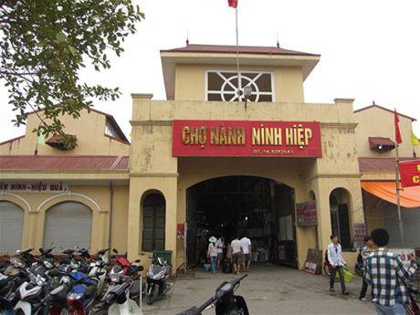 Giam an cac doi tuong gay roi phan doi xay dung trung tam thuong mai Ninh Hiep - Anh 1