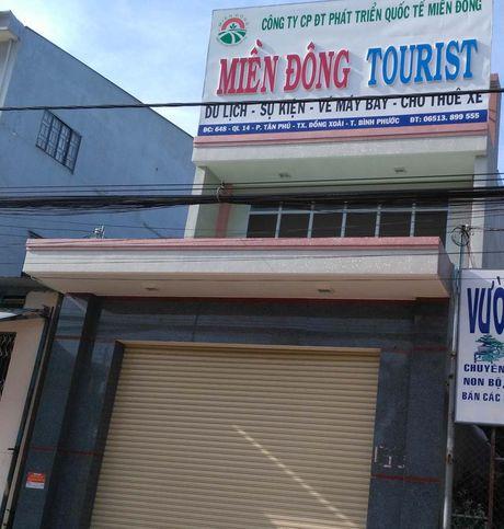 Mua 'san pham sinh loi' duoc tra lai: Cong ty bien mat, ba con dieu dung - Anh 1