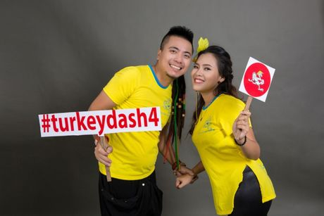 Dong dao nghe si chup anh quang ba Turkey Dash 4 - Anh 3