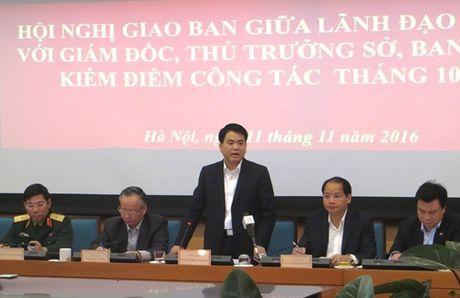 Chu tich Ha Noi: Xu nghiem vu can bo So Ngoai vu danh nguoi gia - Anh 1