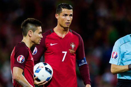 Ronaldo tien cu sao Dortmund cho Real - Anh 1