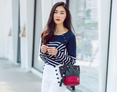 Streetstyle thu dong bien hoa cua Helly Tong - Anh 6