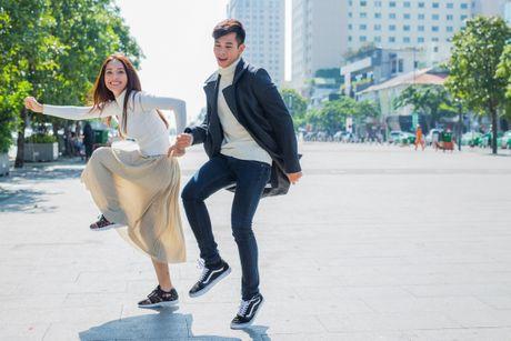 Ai Phuong tinh tu ben Ho Vinh Khoa trong MV moi - Anh 4