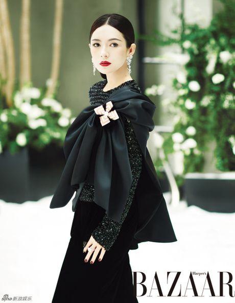 Chuong Tu Di goi cam hon sau khi sinh con - Anh 1