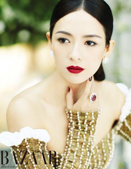 Chuong Tu Di goi cam hon sau khi sinh con - Anh 2