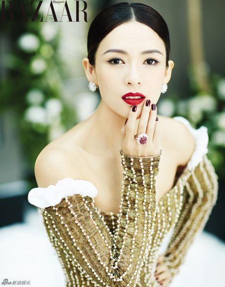 Chuong Tu Di goi cam hon sau khi sinh con - Anh 5