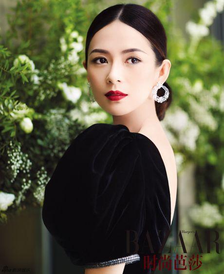 Chuong Tu Di goi cam hon sau khi sinh con - Anh 6