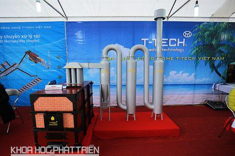 Techdemo 2016: Nhieu cong nghe an tuong duoc gioi thieu - Anh 7