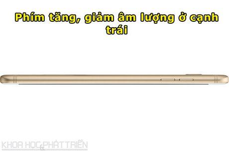 Tren tay smartphone RAM 6 GB, camera selfie 16 MP cua Samsung - Anh 11