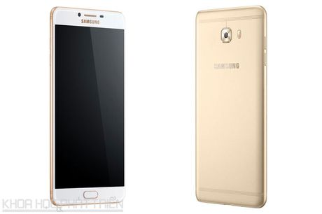 Tren tay smartphone RAM 6 GB, camera selfie 16 MP cua Samsung - Anh 15