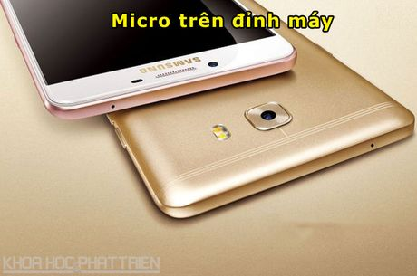 Tren tay smartphone RAM 6 GB, camera selfie 16 MP cua Samsung - Anh 9